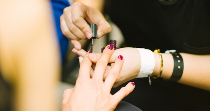 Manicures for a Mission