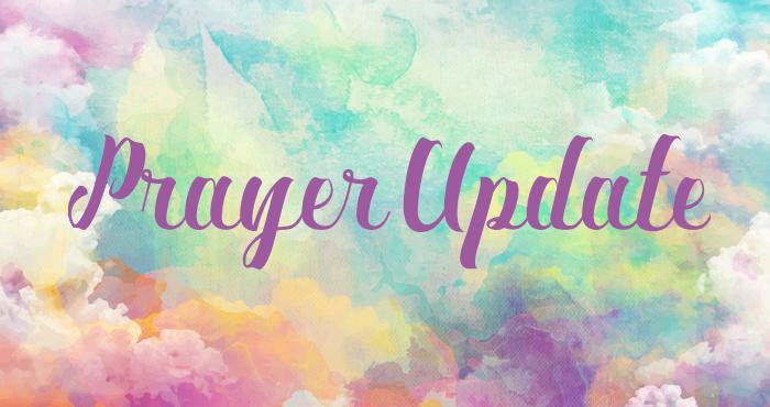 BIC Canada Prayer Update