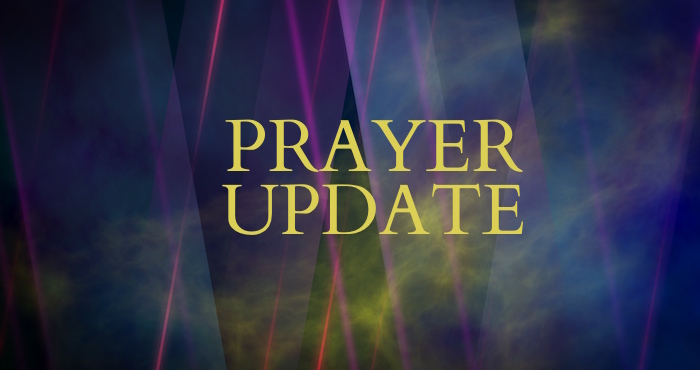 BIC Canada Prayer Update