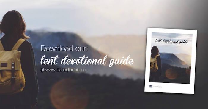 Lent Guide 2017