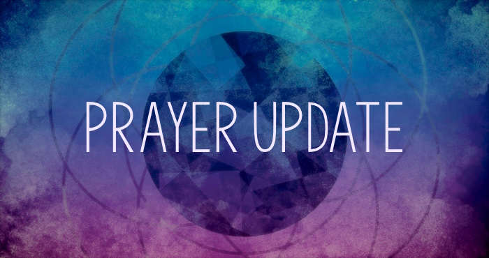 BIC Canada Prayer Update – May