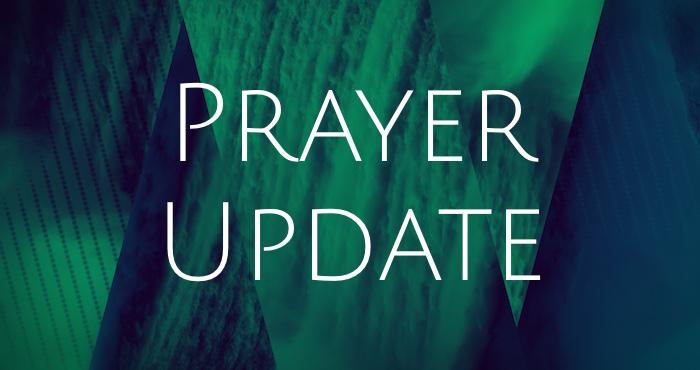 BIC Canada Prayer Update – June