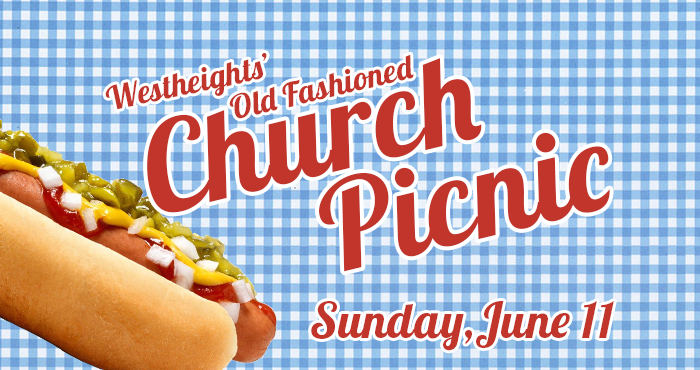 8th Annual Church Picnic