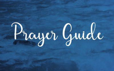 BIC Canada Prayer Update – July