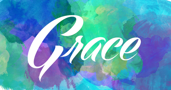 Grace #3 – The Grace That Heals