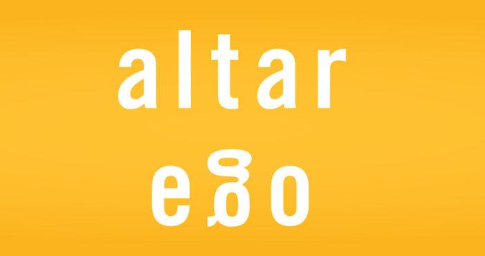 Book Review: Altar Ego