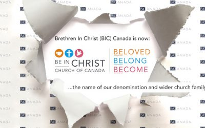 Be In Christ Church of Canada