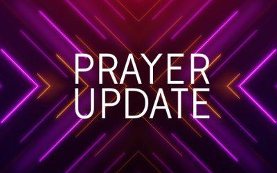 BIC Canada Prayer Update – September