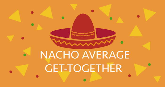 Nacho Average Young Adults Kickoff