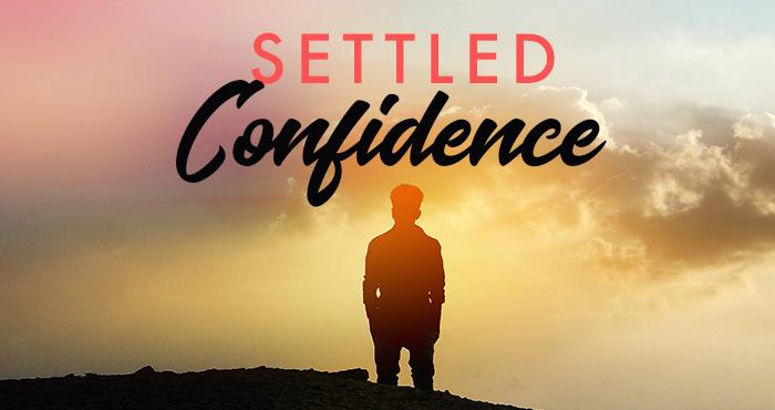 Settled Confidence