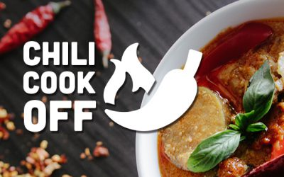 5th Annual Chili Cook-off