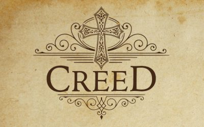 Creed #2 –  I Believe in God