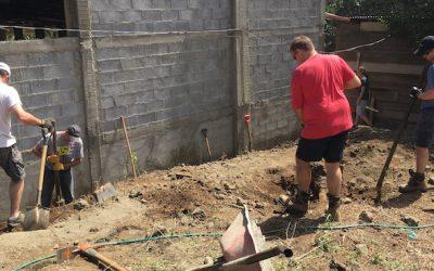 Nicaragua – First Day of Hard Work