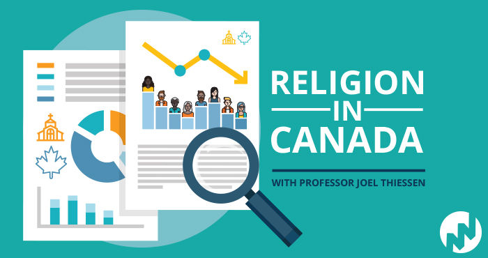 RELIGION IN CANADA – SEMINAR WITH JOEL THIESSEN