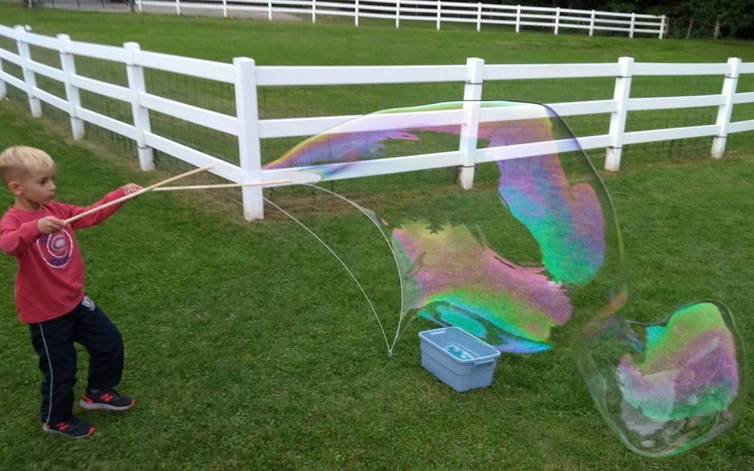 Bubble Mania!