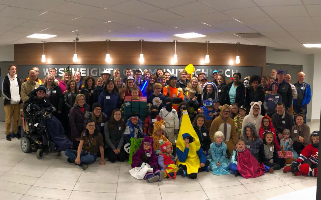 Thanks for a Great Halloween for Hunger 2018