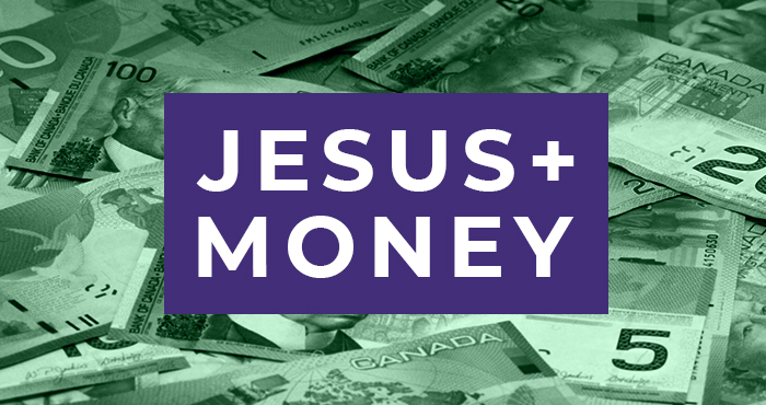 Jesus & Money #1 – But I Need It!