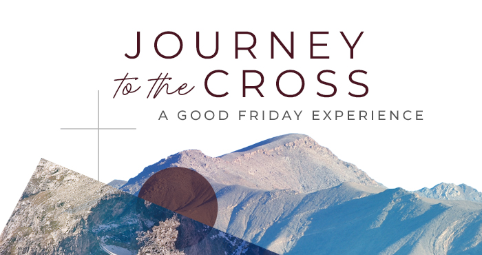 The Journey to the Cross – Note To Families