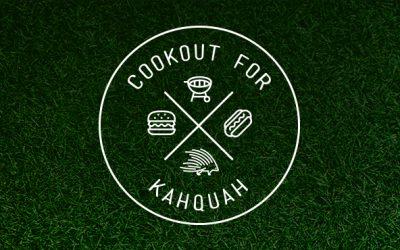 Cookout For Kahquah