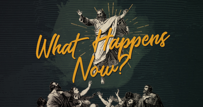 What Happens Now #1 – Anticipation