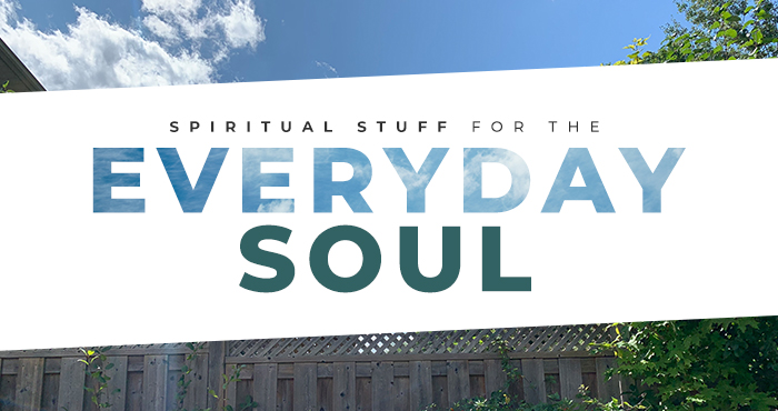 Spiritual Stuff for the Everyday Soul #7 – Confession