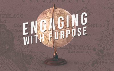 Engaging With Purpose #3 – Eat