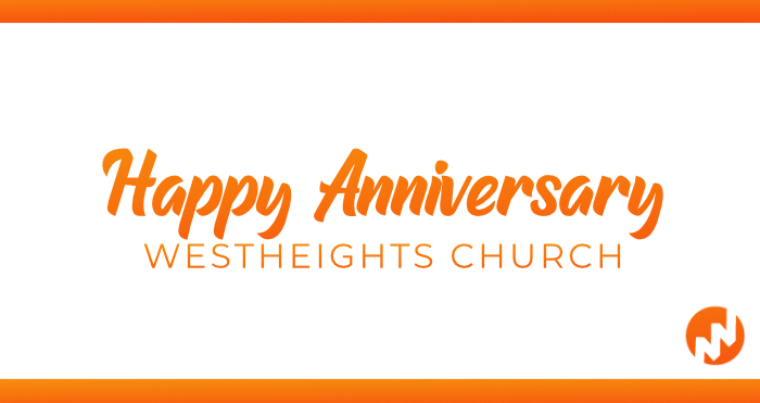 Happy 42nd Anniversary, Westheights!