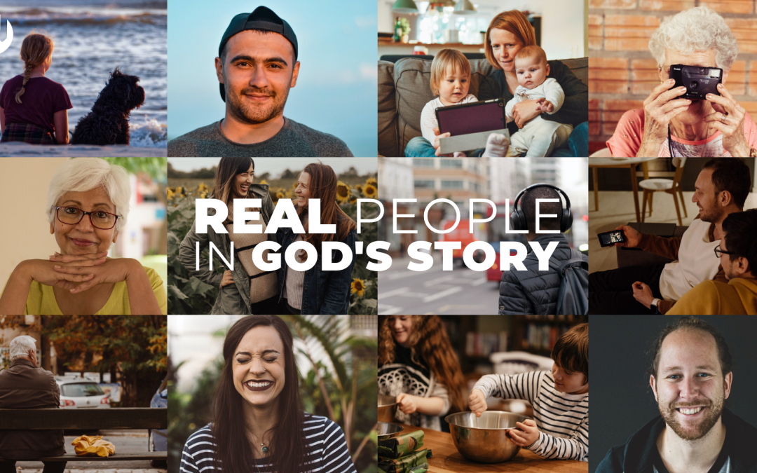 Real People in God's Story #5: Rahab